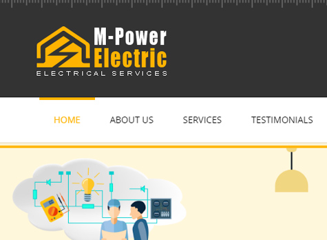 "Canadian wiring company ""M-Power Electric"""